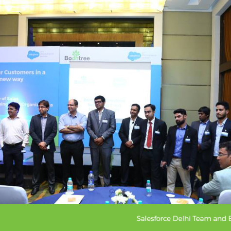 Bodhtree Salesforce Networking Event – Connect to your Customers in a whole new way!