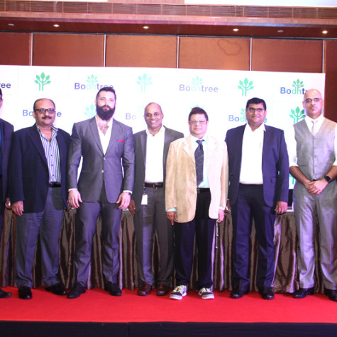Bodhtree announces its strategic relationship with Stratfit Fitness Technologies and GST agreement with Infosys – Press Meet